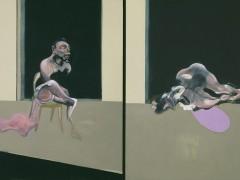 El Getty y la Tate reúnen en Los Ángeles a los feroces pintores de la escuela de Londres