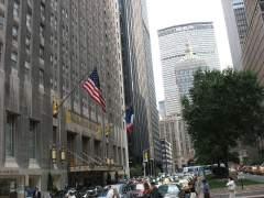 Buscan al hombre que hizo amenazas desde el Waldorf Astoria