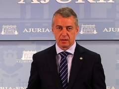 Urkullu anunciará a las 14:30 si adelanta la fecha de las elecciones vascas