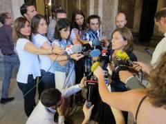 Forcadell no contempla inhabilitaciones por la aprobación del proceso constituyente