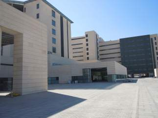 Hospital del Campus de la Salud de Granada (PTS)