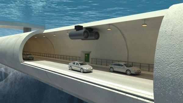 Túneles submarinos