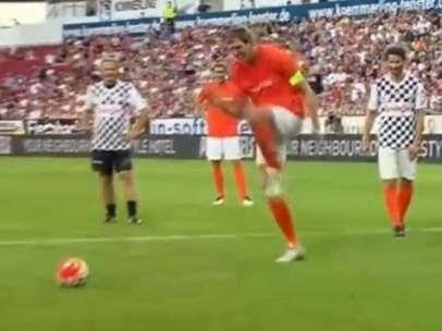 Nowitzki y el penalti de Zaza