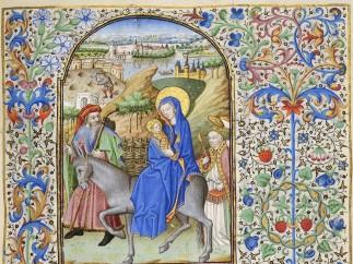 Book of Hours  c. 1440 – 1450  Use of Paris  Dunois Master (active c. 1435 – 1466) Paris, France