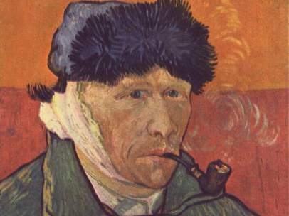 Autorretrato con oreja vendada