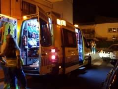 Muere un hombre por una puñalada en el tórax en Galapagar