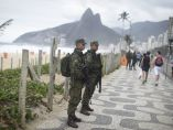 Río de Janeiro se blinda