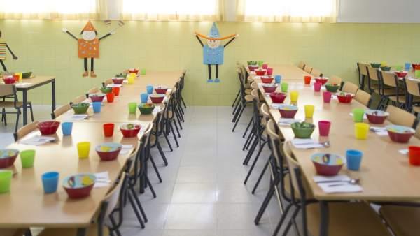 aumenta en más de 10 millones las becas de comedor escolar para el ...