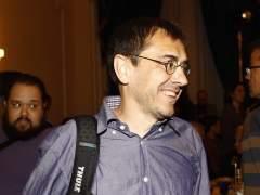 """Monedero acusa a la UCM de intentar hacerle """"daño político"""""""