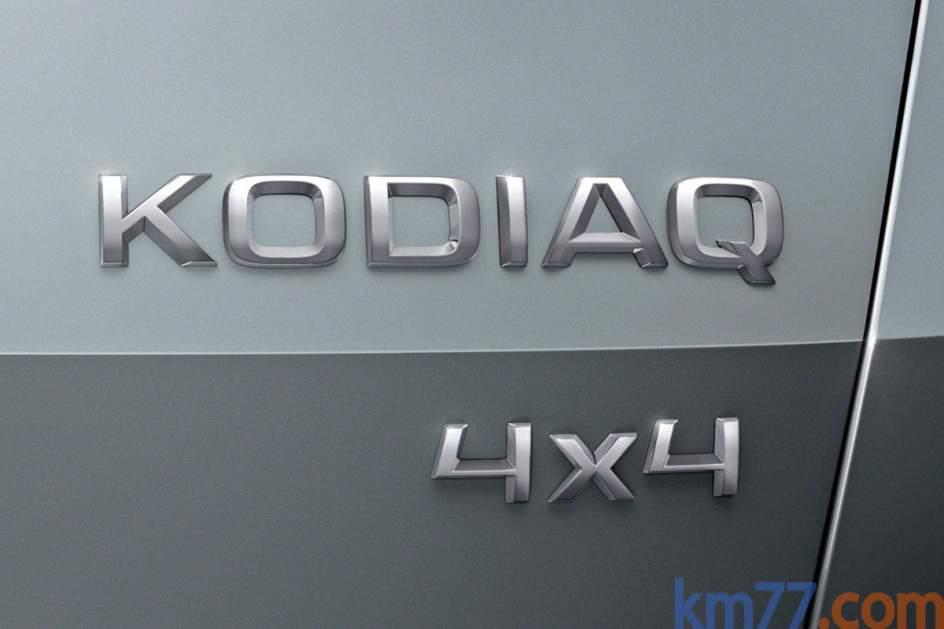 Detalle del Skoda Kodiaq