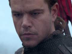 'La Gran Muralla' con Matt Damon no supera a 'Grey'