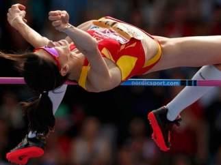 Ruth Beitia (Salto de altura)