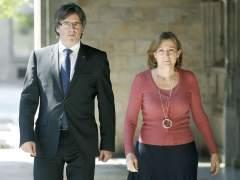 """La Generalitat asegura que """"no se moverá"""" de su hoja de ruta soberanista"""