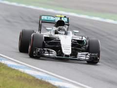 Rosberg saldrá desde la 'pole' en Hockenheim