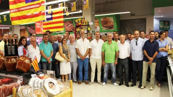 Eroski alcanz los 77 millones de euros en venta de producto local balear en 2015 - Sa nostra pisos embargados ...