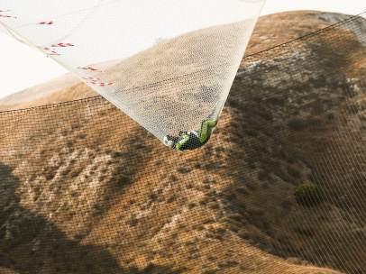 Salto de Luke Aikins