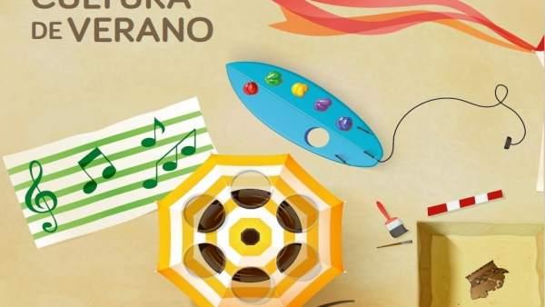Imagen de la campaña de 'Cultura de verano' del Cabildo de Gran Canaria