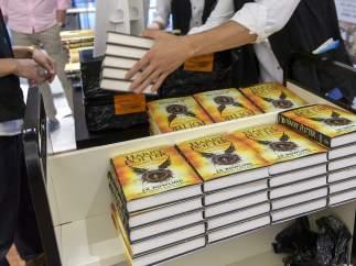 'Harry Potter y el legado maldito'