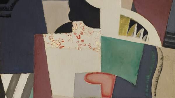 'Mujer Sentada', De María Blanchard