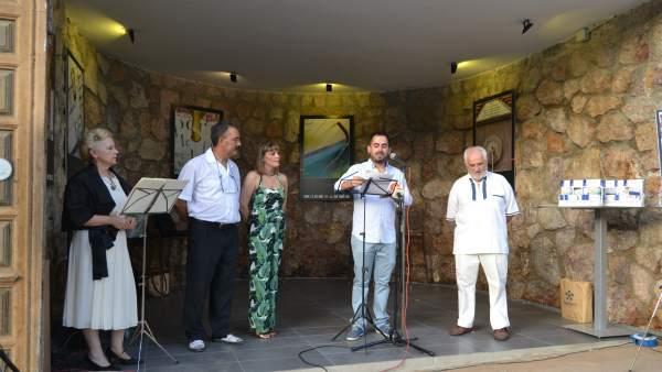 NP MMAG Inauguración Pilares: Patrimonio De Lanjarón