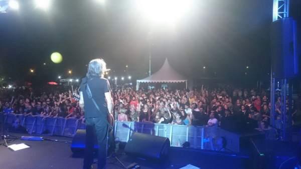 Reincidentes en el Festival Musicalvià (Mallorca)