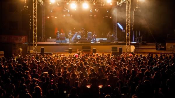 La novena edición del Festival Imagina Funk acoge a más de 3.000 personas
