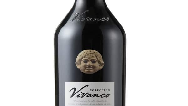 Imagen de uno de los vinos reconocidos
