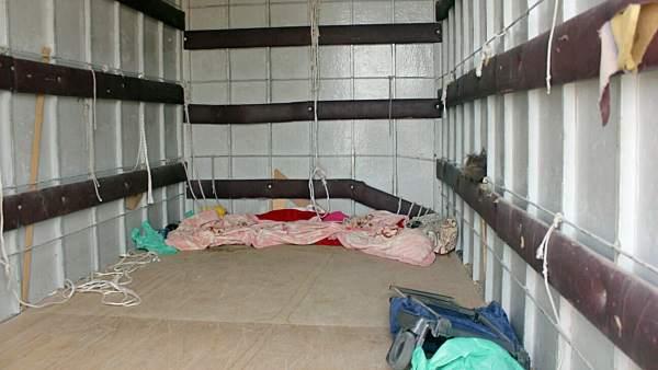 Secuestro de una mujer en Cartagena