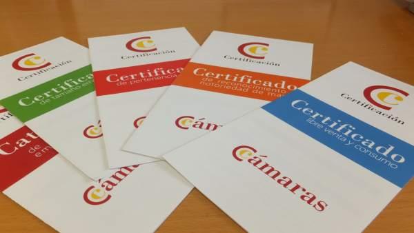 La Cámara de Comercio de Murcia amplía su catálogo de certificaciones