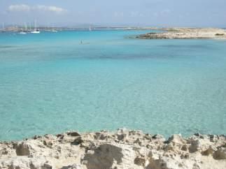 Foto de playa en Formentera
