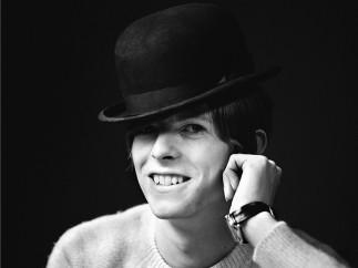 Gerald Fearnley - David Bowie, 1967 [sin título 3]