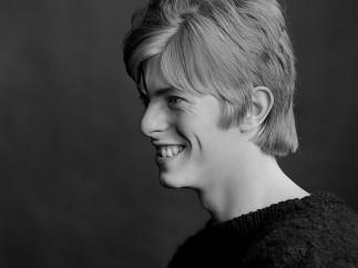 Gerald Fearnley - David Bowie, 1967 [sin título 4]