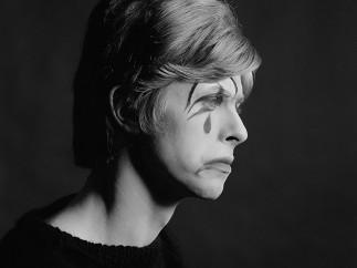 Gerald Fearnley - David Bowie, 1967 [sin título 5]