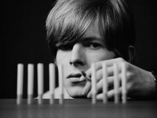 Gerald Fearnley - David Bowie, 1967 [sin título 8]