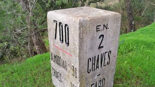 La EN2, la Ruta 66 de Portugal