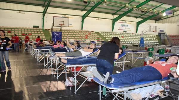 Centro de Transfusiones de Almería, nueva colecta
