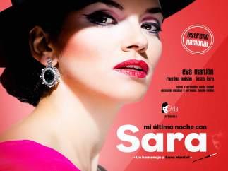 Cartel Sara Montiel