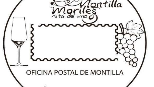 Matasellos de la Ruta del Vino Montilla-Moriles