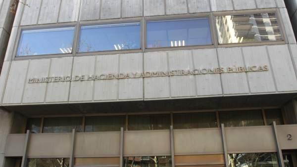 Ministerio De Hacienda Y Administraciónes Públicas