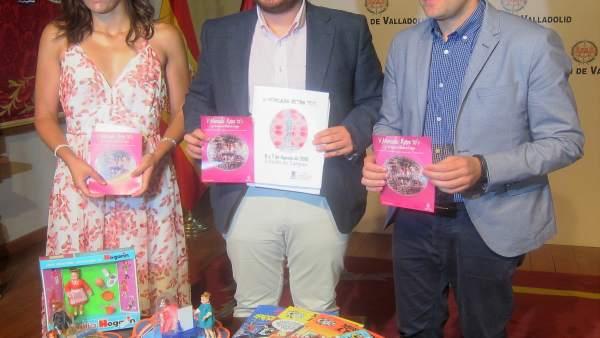 Presentación de la programación del V Mercado Retro de Villalón de Campos