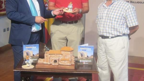 Presentación de la programación de las Fiestas de Benafarces
