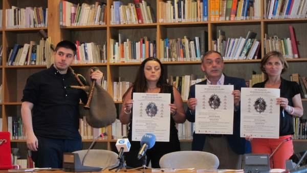 Presentación del XIX Filandón de Músicas do Caurel