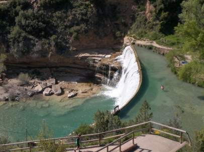 Salto de Bierge (Huesca)