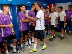 """Guti: """"El objetivo es entrenar al Real Madrid, pero es algo que está muy lejos"""""""