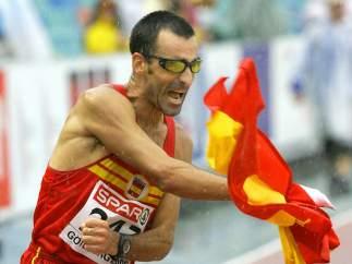 Jesús Ángel García Bragado (Atletismo)