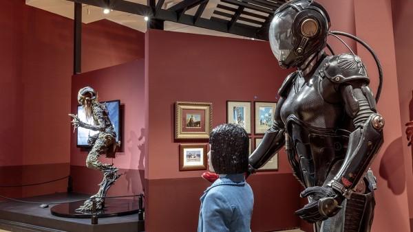 Exposición sobre Guillermo del Toro