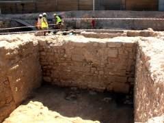 Excavaciones en Tortosa