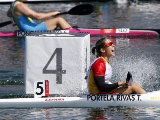 Teresa Portela (Piragüismo)