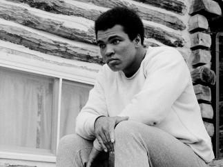 Peter Angelo Simon - [Muhammad Ali, sin título 2]