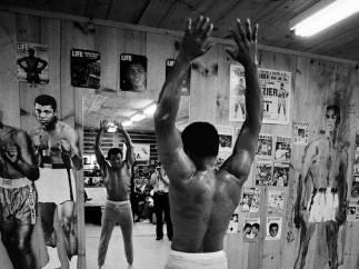Peter Angelo Simon - [Muhammad Ali, sin título 4]